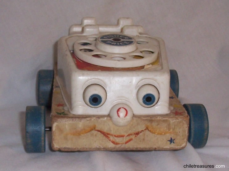 Fisher-Price-Chatter-Telephone-1962