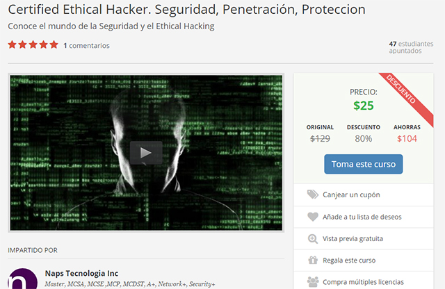 Curso_Ethical_Hacker_Udemy