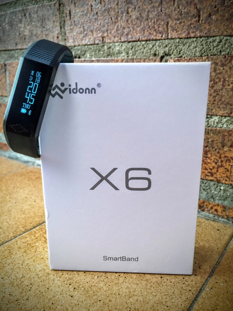 Vidonn SmartBand X6
