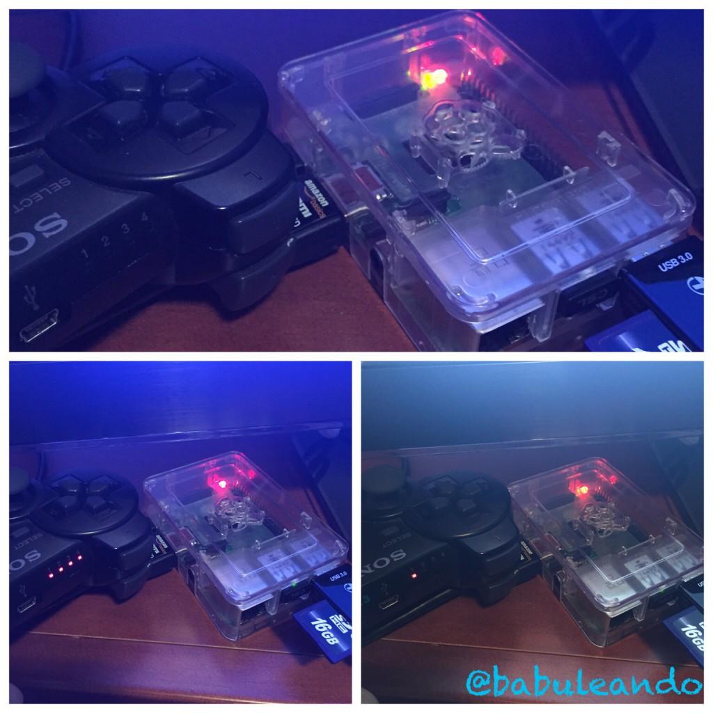 Emparejamiento del mando de PS3 cuando el dongle BT parpadea