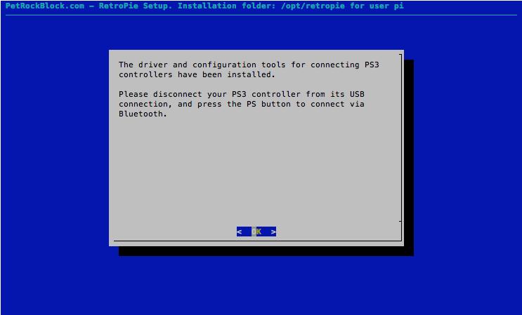Configurar Mando PS3 - Paso 07