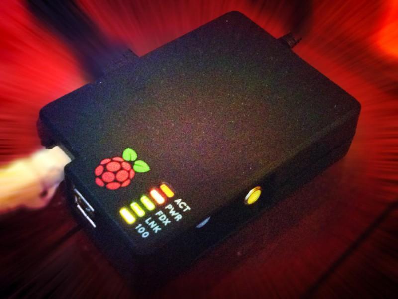 Raspberry Pi Modelo B